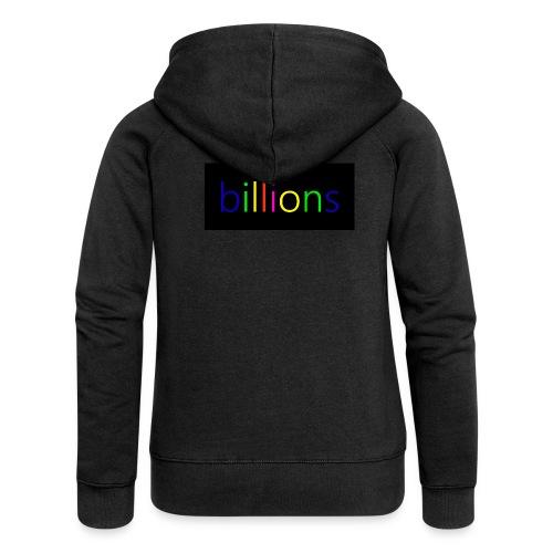 billions - Vrouwenjack met capuchon Premium