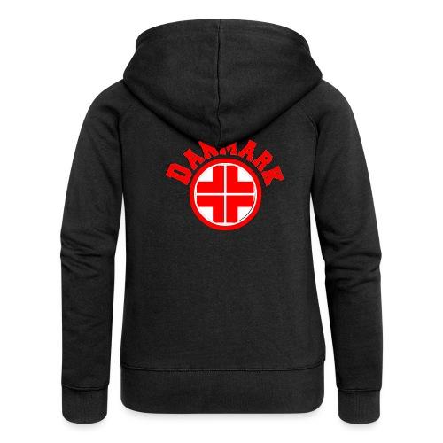 Denmark - Women's Premium Hooded Jacket