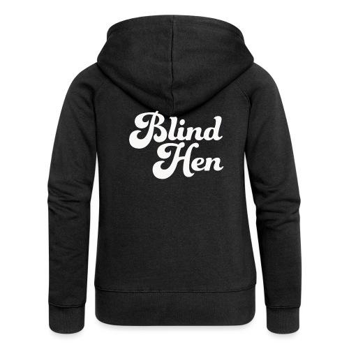 Blind Hen - Bum bag, black - Women's Premium Hooded Jacket