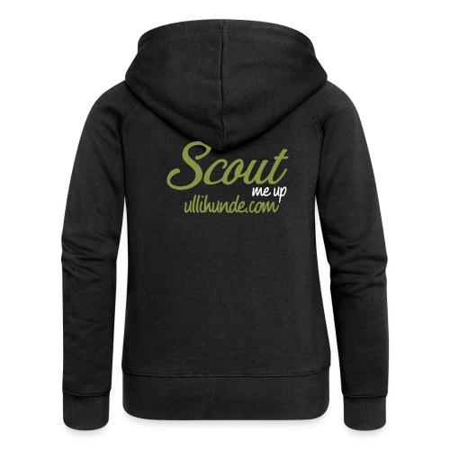 Scout me up - Frauen Premium Kapuzenjacke