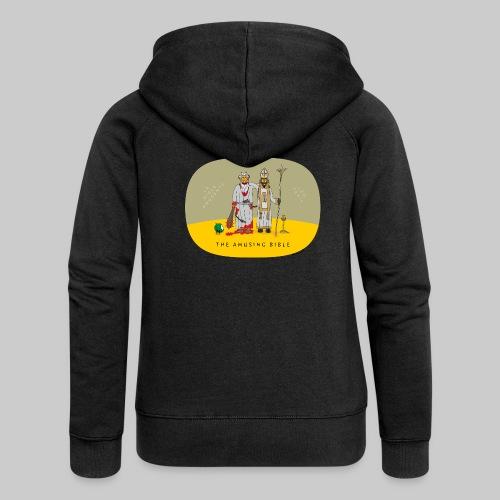 VJocys Devil Pope - Women's Premium Hooded Jacket