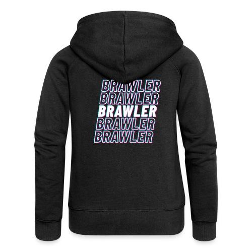 00264 Brawler multiple stars - Chaqueta con capucha premium mujer