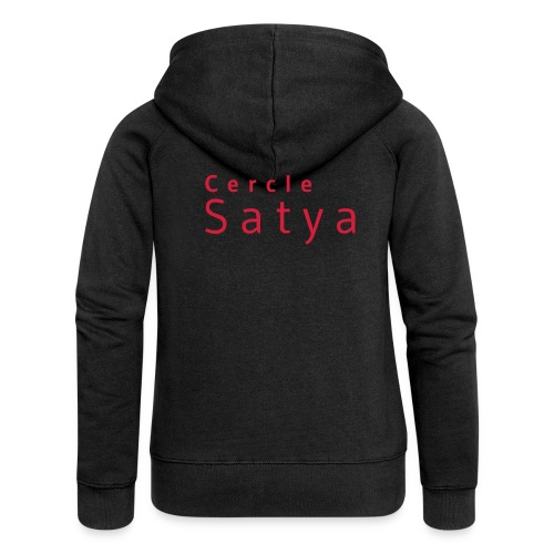 Cercle Satya - Veste à capuche Premium Femme