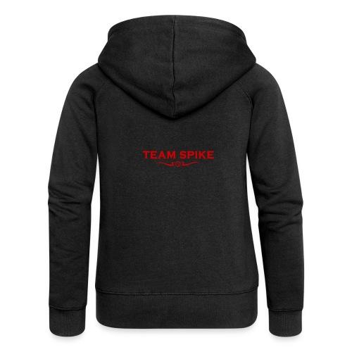 Team Spike - Women's Premium Hooded Jacket