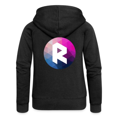 radiant logo - Women's Premium Hooded Jacket