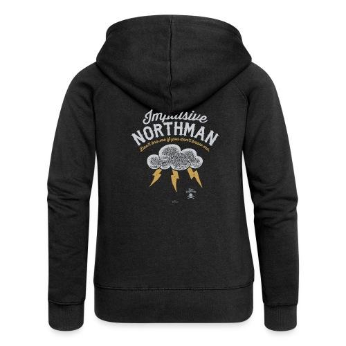 Impulsive Northman - Dame Premium hættejakke