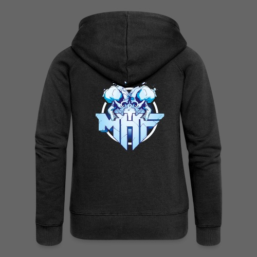 MHF New Logo - Women's Premium Hooded Jacket