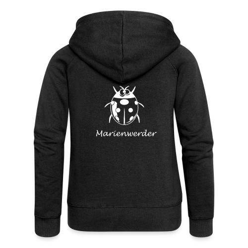 Kindermotiv Marienwerder - Frauen Premium Kapuzenjacke