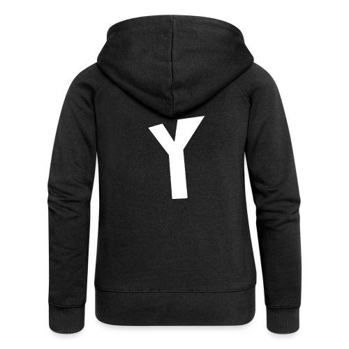 vest YIRCO - Vrouwenjack met capuchon Premium
