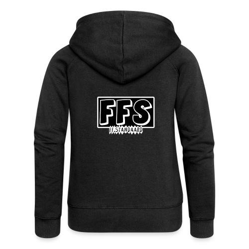 ff Standaard Shirt, Met FFS logo! - Women's Premium Hooded Jacket