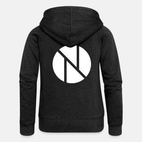 Nic0s Fancy Pullover - Frauen Premium Kapuzenjacke