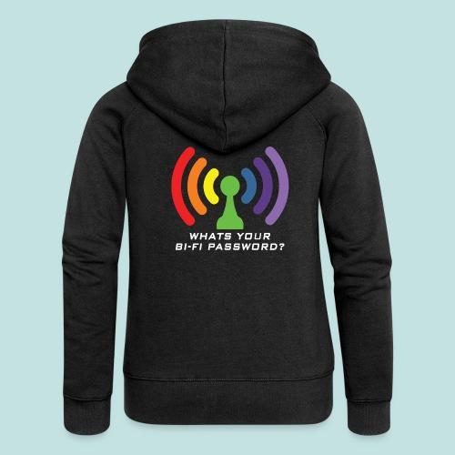 Bi-Fi - Women's Premium Hooded Jacket