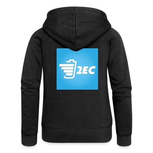 2EC Kollektion 2016 - Frauen Premium Kapuzenjacke