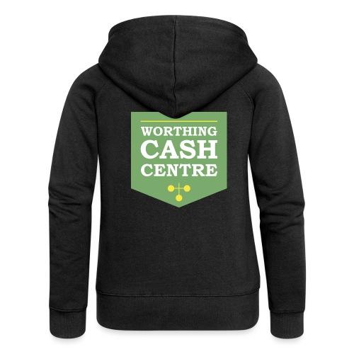 WCC - Test Image - Women's Premium Hooded Jacket