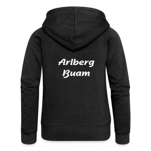 Arlbergbuam 2 - Frauen Premium Kapuzenjacke