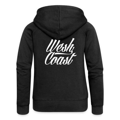 Wesh Coast - Veste à capuche Premium Femme