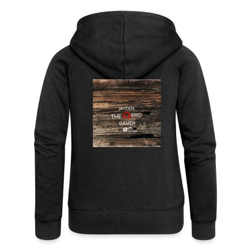 Jays cap - Women's Premium Hooded Jacket