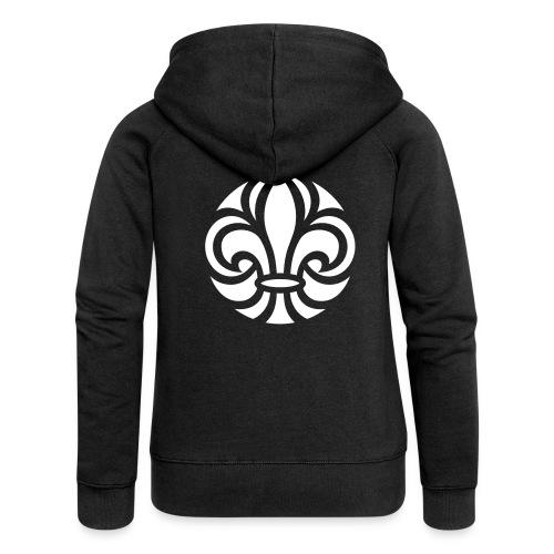 Scouterna-symbol_white - Premium luvjacka dam
