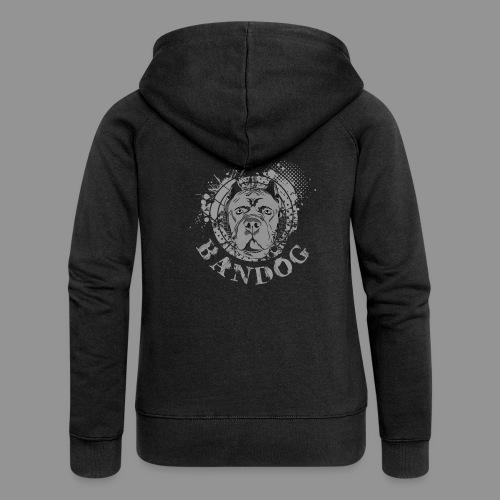 Bandog - Women's Premium Hooded Jacket
