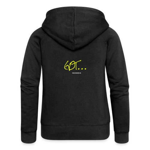 GOT LARGE LOGO - Women's Premium Hooded Jacket