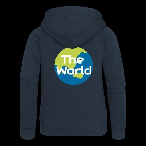 The World Earth - Dame Premium hættejakke