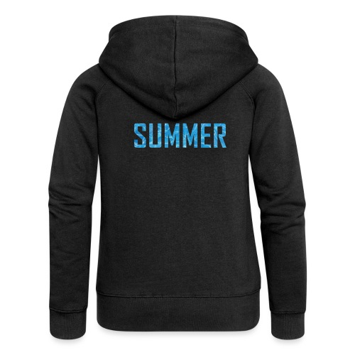 summer - Women's Premium Hooded Jacket