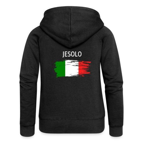 Jesolo Fanprodukte - Frauen Premium Kapuzenjacke