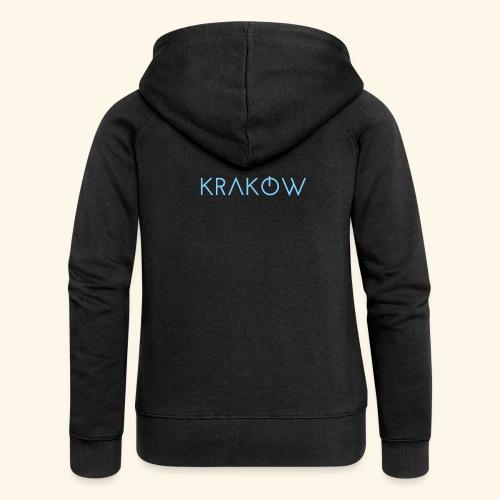 Kraków - Frauen Premium Kapuzenjacke