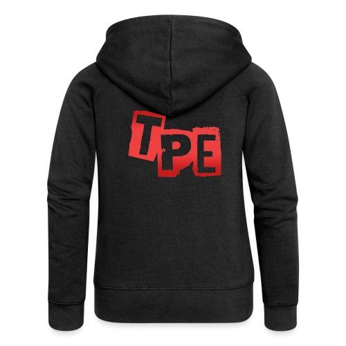 TPE T-shirt - Premium luvjacka dam