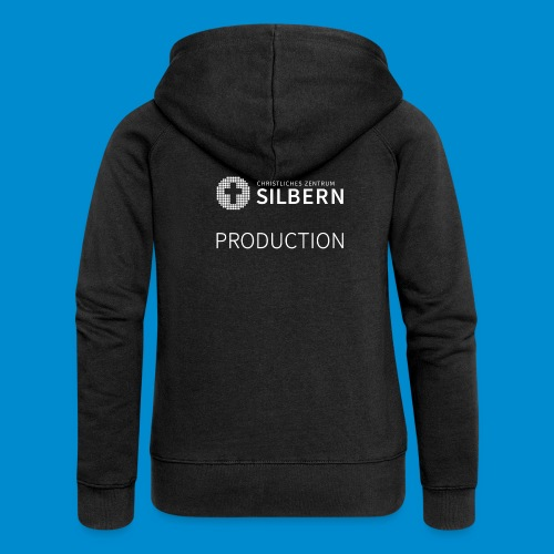 Silbern Production - Frauen Premium Kapuzenjacke