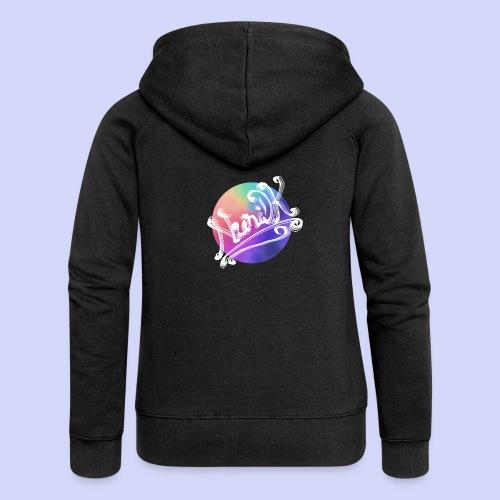 pastel rainbow, NuniDK Collection - Female top - Dame Premium hættejakke