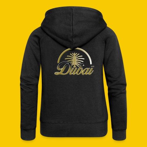 DUBAI - Veste à capuche Premium Femme