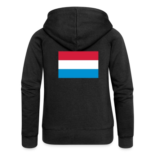 The Netherlands - Vrouwenjack met capuchon Premium