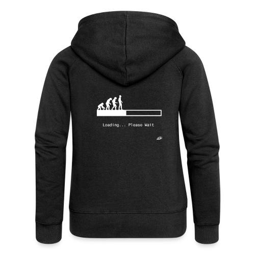 Loading... - Women's Premium Hooded Jacket
