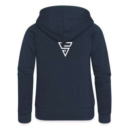 Spinaxe SnapCap - Women's Premium Hooded Jacket