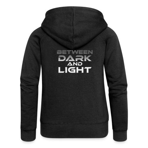 Between Dark And Light - Naisten Girlie svetaritakki premium