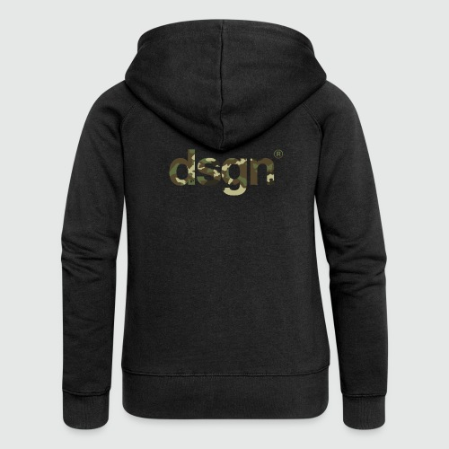 DSGN_04_CAMOSW01 - Vrouwenjack met capuchon Premium