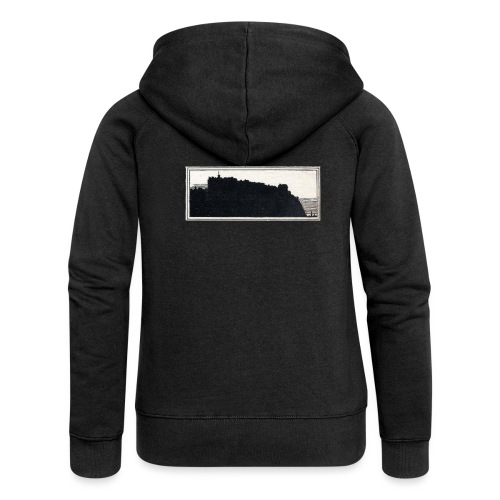 back page image - Women's Premium Hooded Jacket