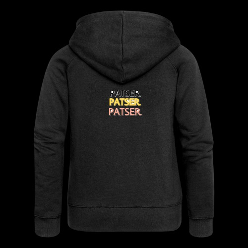 PATSER GOUD - Vrouwenjack met capuchon Premium