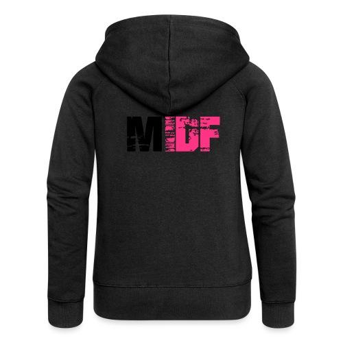 Logo MIDF 2 - Veste à capuche Premium Femme
