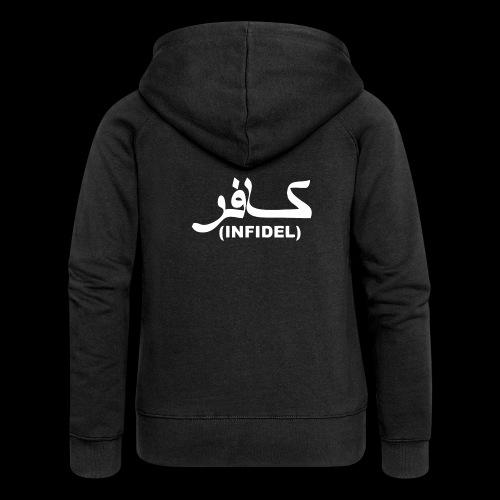 INFIDEL - Women's Premium Hooded Jacket