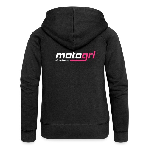 MotoGrl Streetwear - Naisten Girlie svetaritakki premium