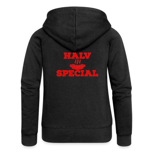 Halv special - Premium luvjacka dam