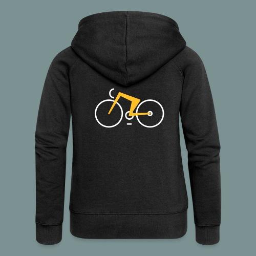 Bikes against cancer - Dame Premium hættejakke