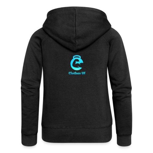 Clothes Uf - Premium luvjacka dam