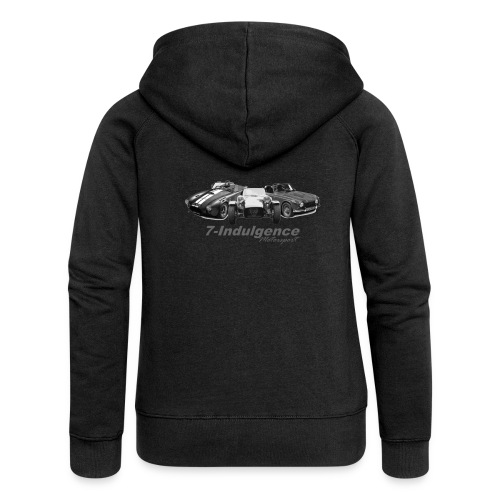 3 Cars - Women's Premium Hooded Jacket