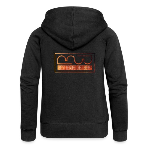 Cap logo Orange - Women's Premium Hooded Jacket