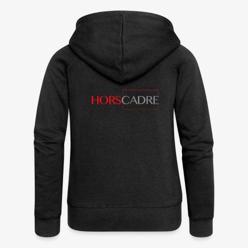 logoHC png - Veste à capuche Premium Femme