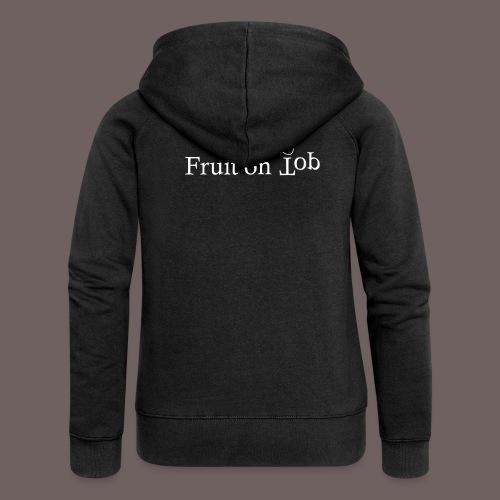 GBIGBO zjebeezjeboo - Fleur - Fruit [FlexPrint] - Veste à capuche Premium Femme