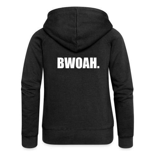 Bwoah - Naisten Girlie svetaritakki premium